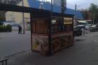 Глинки, конечная остановка 12 троллейбуса